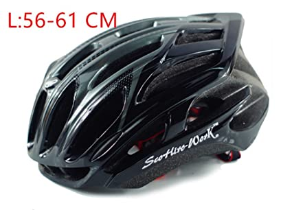 helmett Mens Cycling Road Mountain Bike Capacete Da Bicicleta Bicycle Casco Mtb Cascos SW BLK L