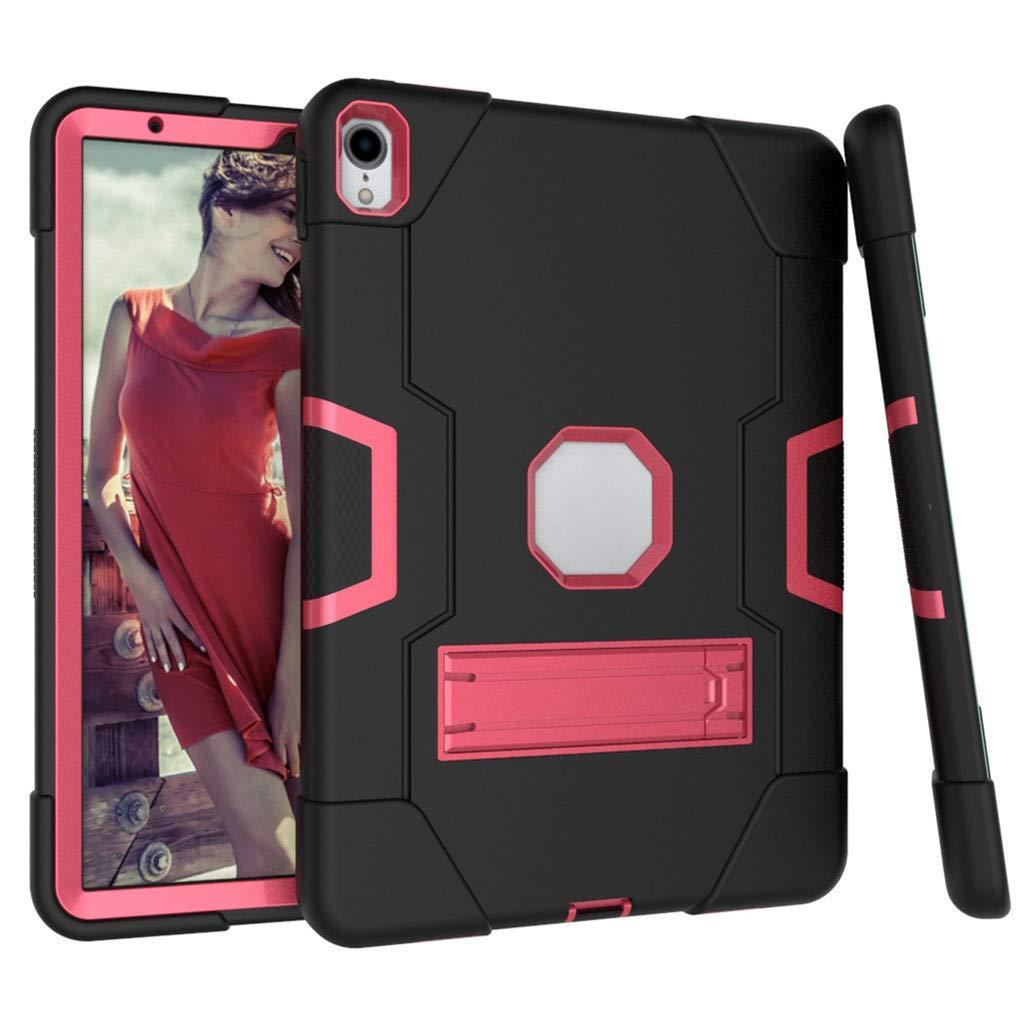Balock Schuhe Tablet-Schutzh/ülle,Tablet-Halterung Stehen Milit/ärischen Hard Case f/ür Apple iPad Pro 11 Zoll 2018