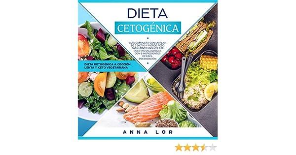 plan fácil de dieta baja en carbohidratos pdf