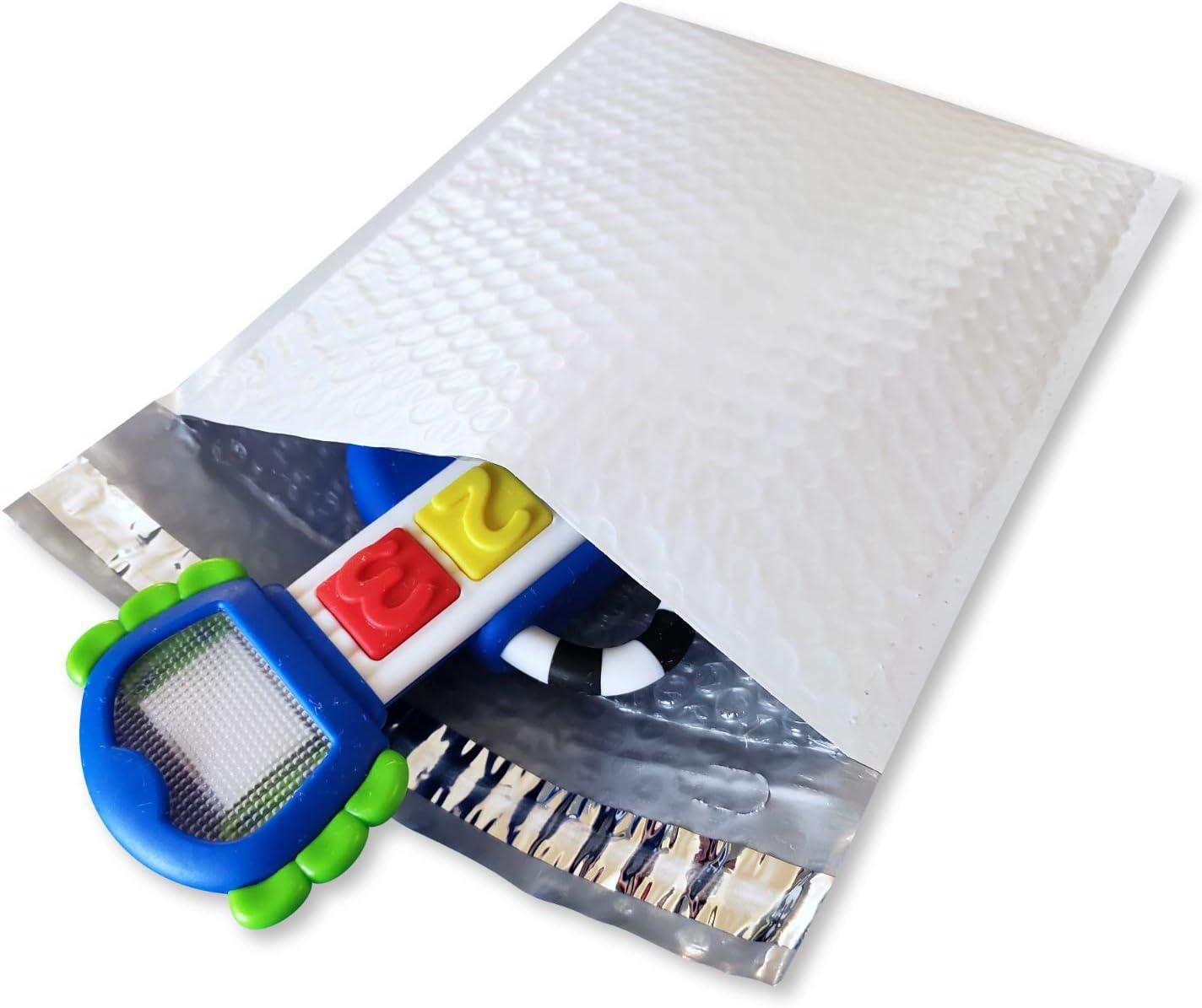 "15  Branded Air Jacket Envelopes 6.5/"" x 8.75/"" AJ500 Shipping Supplies NEW"