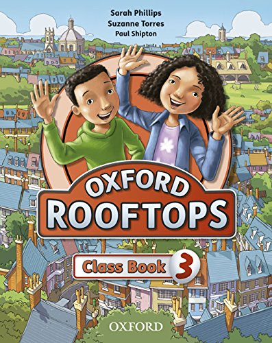 Oxford Rooftops 3