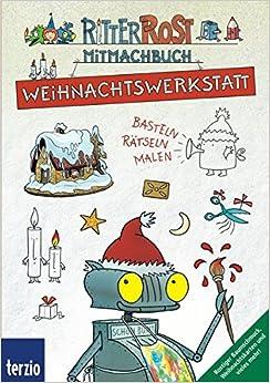 Book Ritter Rost: Weihnachtswerkstatt