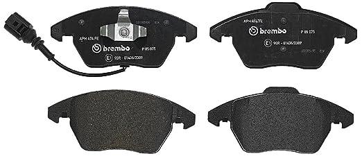 11 opinioni per Brembo P85075 Pastiglia Freno Disco Anteriore