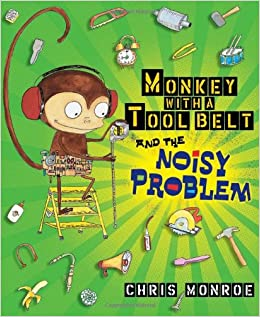 Image result for monkey with a tool belt and the noisy problem