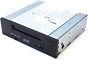 Aquamoon Trading New DF675 Genuine OEM Dell PowerVault DP200/NF100 DAT72 DDS5 TBU 36/72GB Tape Back-up Unit Internal Half-High CD72LWH INT DAT72 DDS5 SCSI 68p SE/LVD Tape Drive TB GF482 R3999