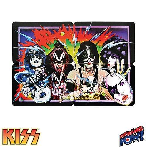 Bif Bang Pow! BBP29843 (Kiss Coasters)