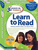 Hooked on Phonics Learn to Read - Levels 5&6 Complete: Beginning Phonics (Emergent Readers | First Grade | Ages 6-7) (Hooked on Phonics: Learn to Read Complete)