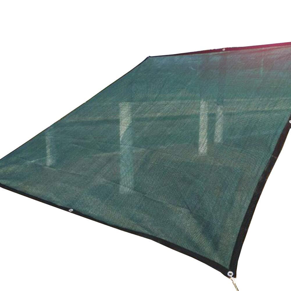 Zeltplanen CJC Schatten Stoff Mesh Netz Sonnenblocker Garten Gewächshaus Zwinger Auto Dach Abdeckungen (größe   3x6m)