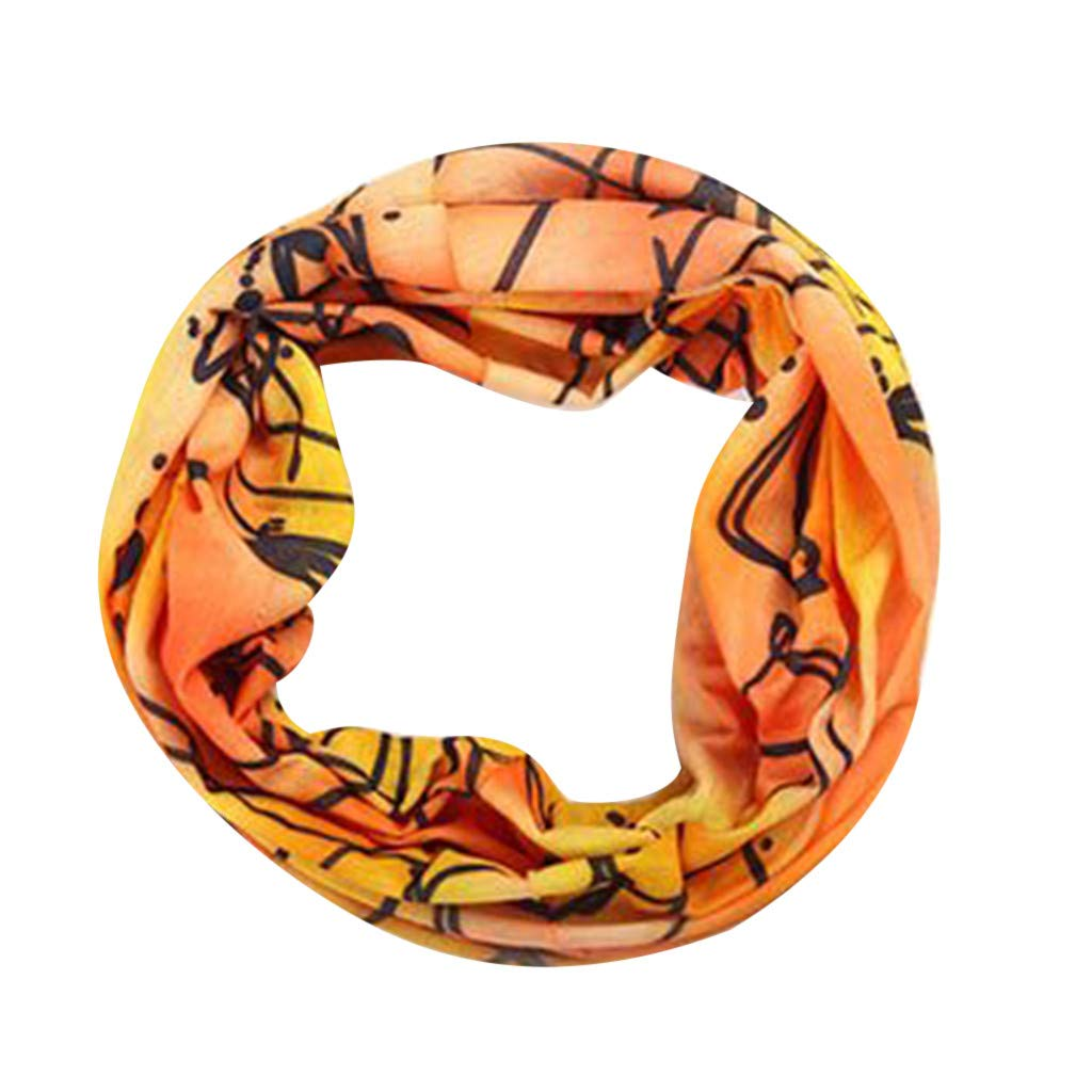 HighlifeS Cycling Motorcycle Head Scarf Magic Headband Multi Bike Turban Scarf Cycling Bicycle Outdoor Sports (D)