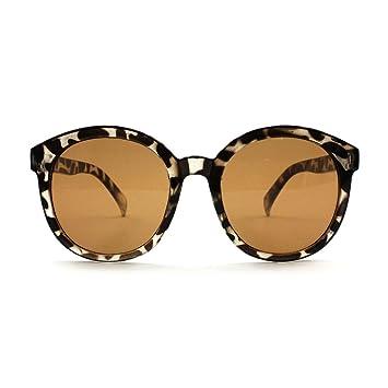 VANKER plástico de la mujer Vogue Retro gafas de redonda ...
