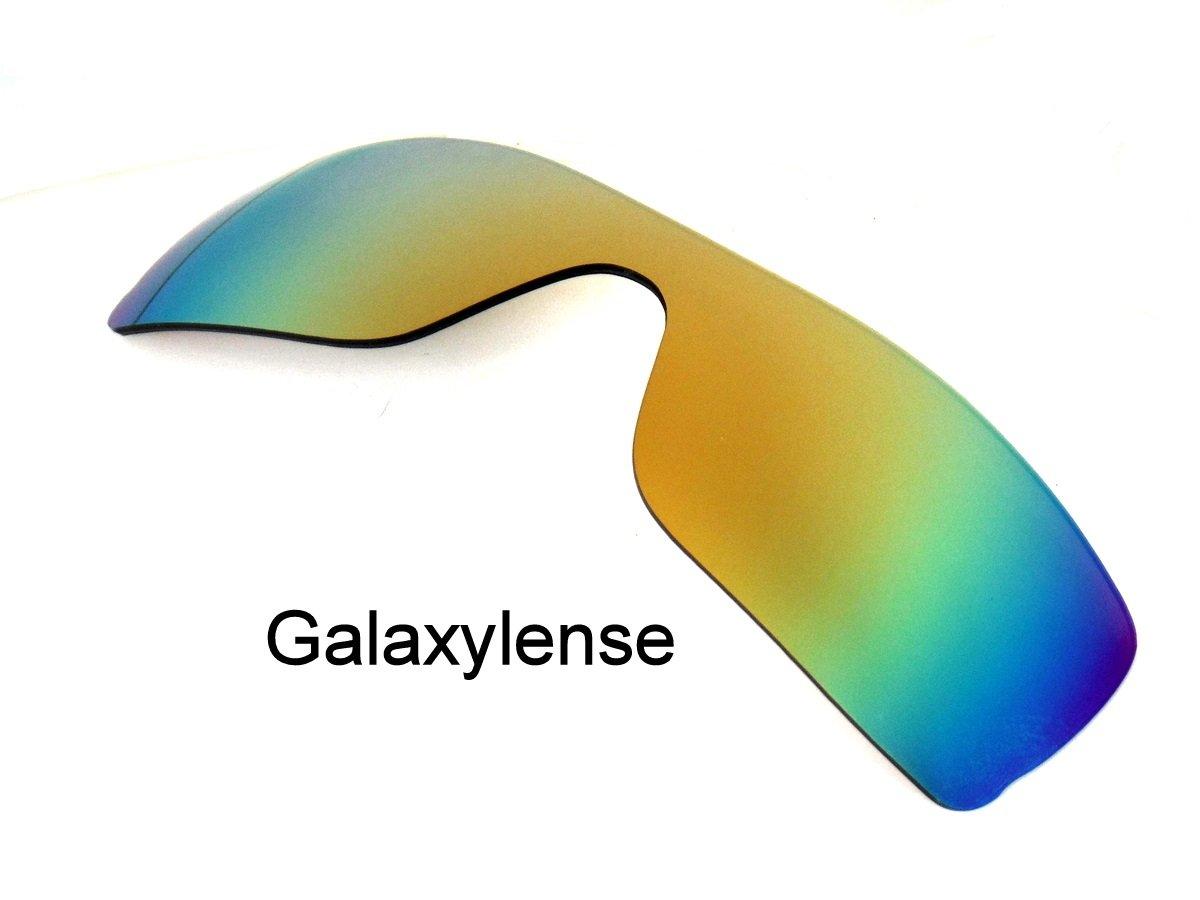 Galaxis Ersatzgläser für Oakley Batwolf Gold Farbe Polarisierend ...