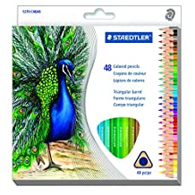 Staedtler Coloring Pencil Wood Colored Pencil (1270 C48A603ID)