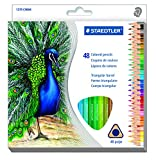 Best Coloring Pencils - Staedtler Coloring Pencil Wood Colored Pencil (1270 C48A603ID) Review