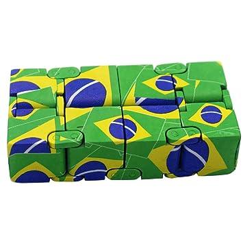 Amazon.com: Fidget Cube! AMA(TM) Mini Infinity Cube Fidget ...