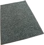 Koeckritz Rugs Smoke Carpet Area Rug - 5'x8' - Indoor/Outdoor Durably Soft!