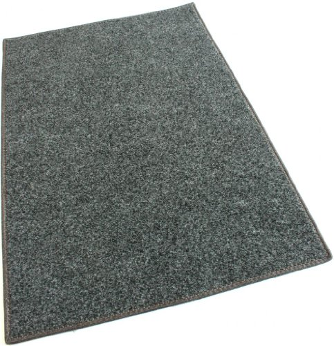 Smoke Carpet Area Rug   4u0027x6u0027   Indoor/Outdoor Durably Soft!