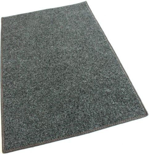 Koeckritz Rugs Smoke Carpet Area Rug – 2'x3' – Indoor/Outdoor Durably (Half Round Canopy)