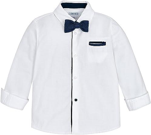 Mayoral 18-04138-094 - Camisa para niño 7 años: Amazon.es: Ropa y accesorios