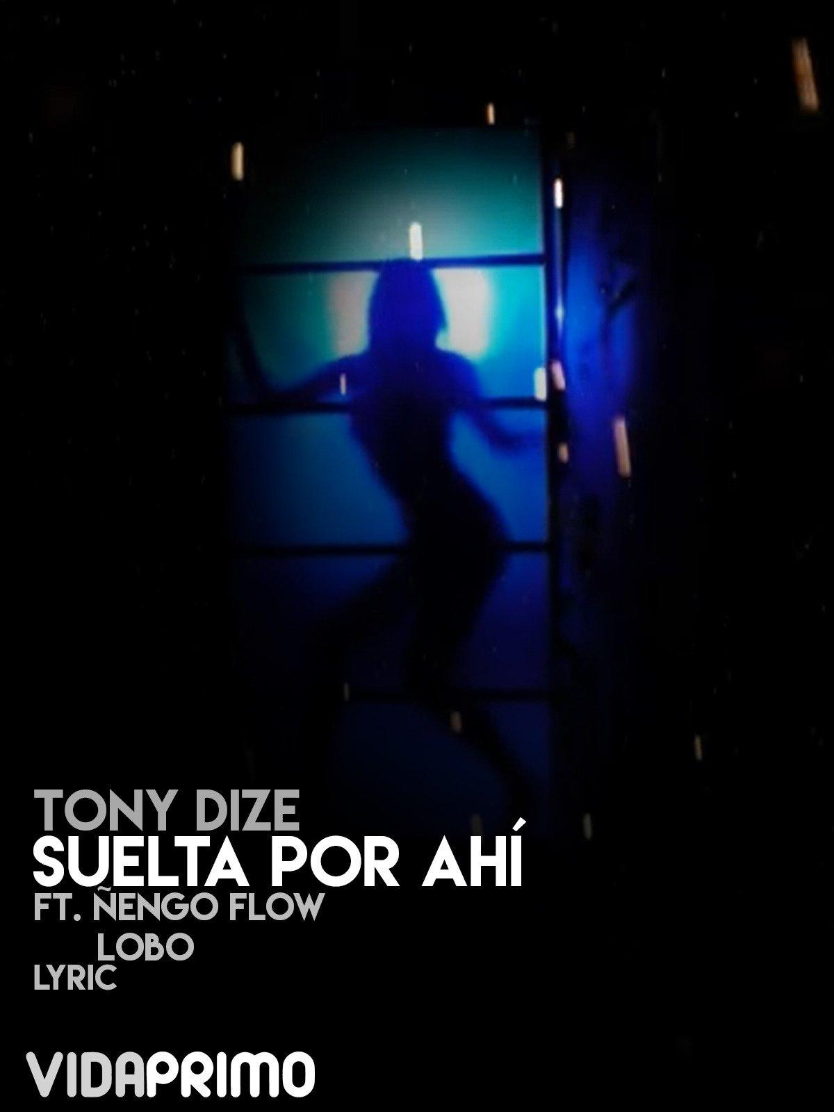 Amazon.com: Ñengo flow y Lobo - Suelta por ahi Feat Tony Dize - Lyric: Ñengo flow