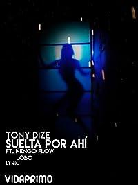 Ñengo flow y Lobo - Suelta por ahi Feat Tony Dize - Lyric 2017