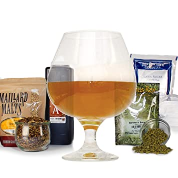115th Dream Hopbursted Imperial IPA - India Pale Ale HomeBrewing Beer Brewing Recipe Kits - IPA