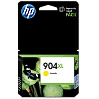 Cartucho de Tinta Officejet HP Suprimentos T6M12AB HP 904XL Amarelo 9,5 ML