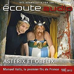 Écoute audio - Astérix en 3D. 10/2012