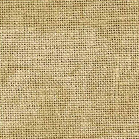 (Zweigart 40ct Newcastle Linen-18x27 Needlework Fabric - Vintage Country Mocha)