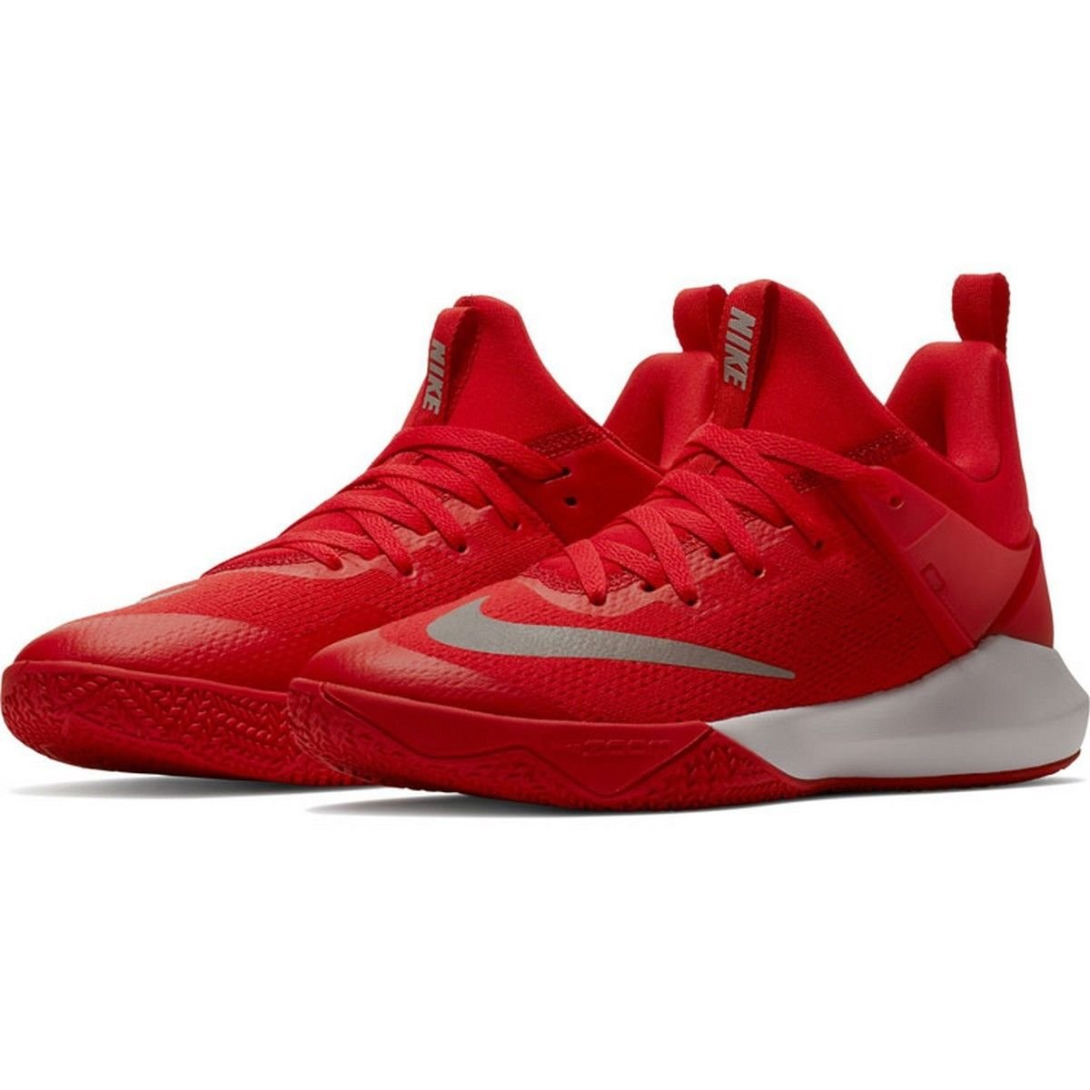 78fcd86ec89b Amazon.com  MEN S NIKE ZOOM SHIFT TB BASKETBALL SHOES 897811-600 UNIV. RED  SZ 6.5 (1R12)  Sports Collectibles