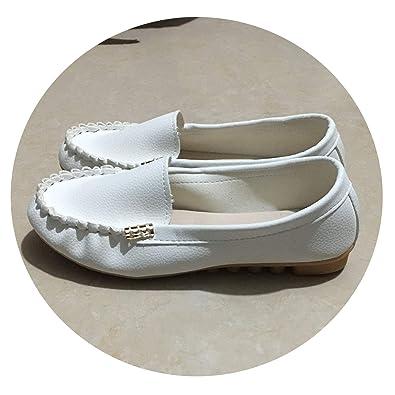Amazon.com: 2019 Loafers - Zapatillas planas de ballet para ...