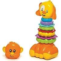Brinquedo Educativo Zoo Argolas Calesita