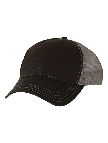 Amazon.com  Richardson Cap Adult Unisex 111 Garment Washed Front ... a542231bebe5