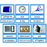 Instructional Accents Spanish/English Classroom Labels