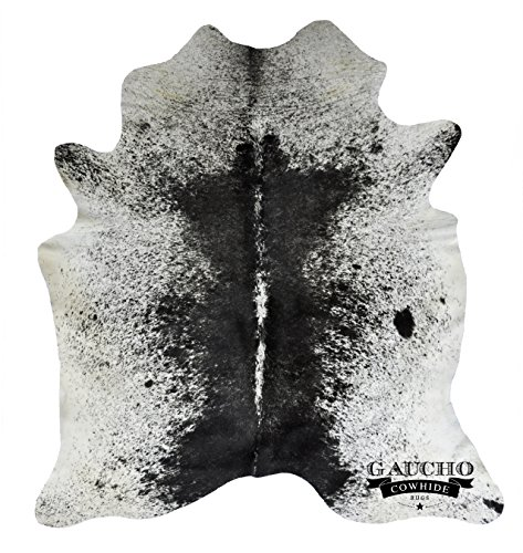 - Snowie Black & White Cowhide