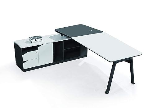 Jet-Line Chef de Escritorio de diseño Carolina 2,2 m en Color ...