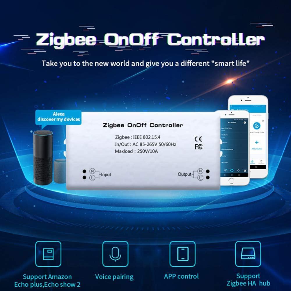 Smart Things Hub Zubehör Neu Smart Heim Wireless Schalter Modul for Echo