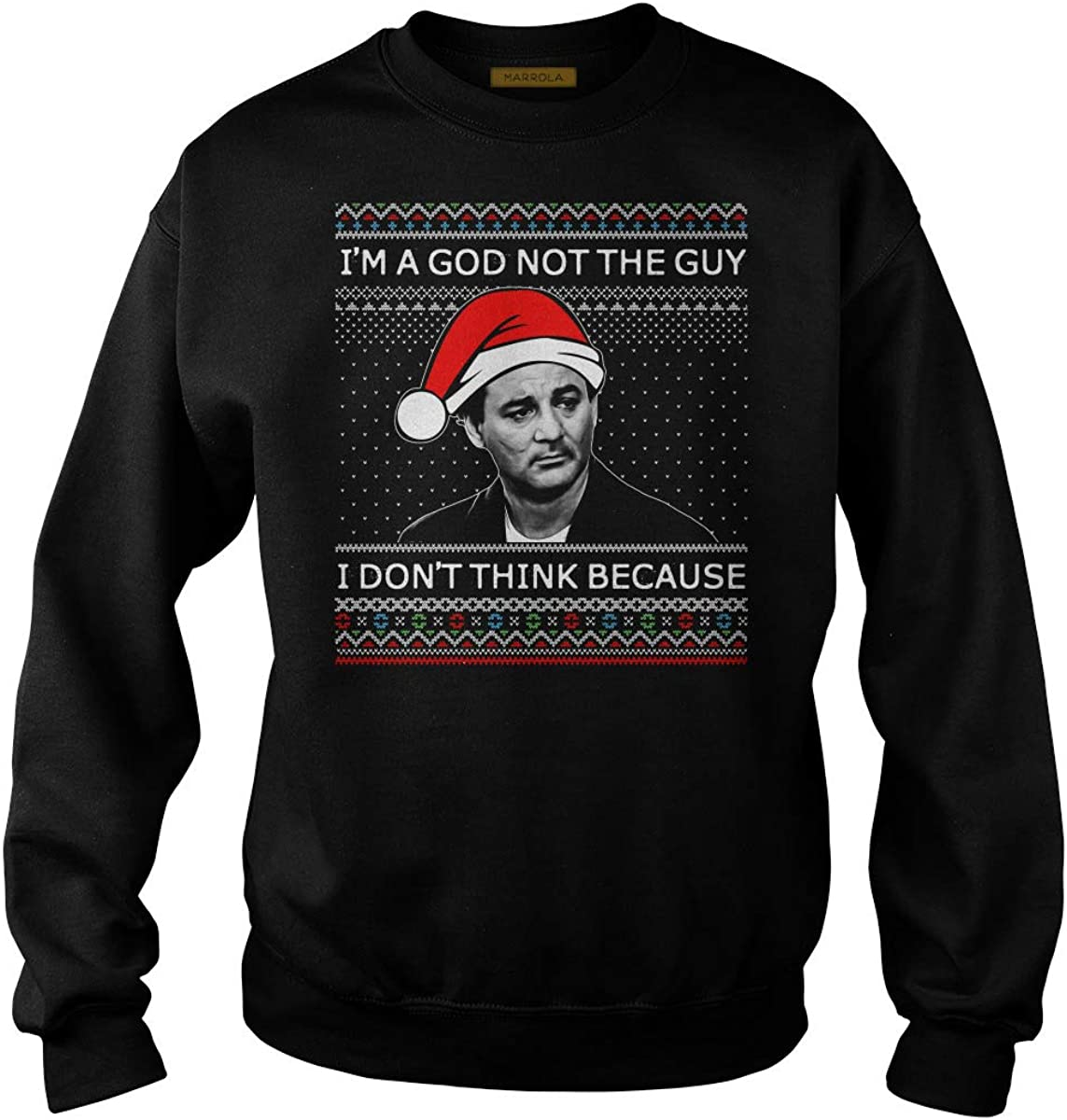 Im A God Not The Guy Ugly Christmas T-Shirt