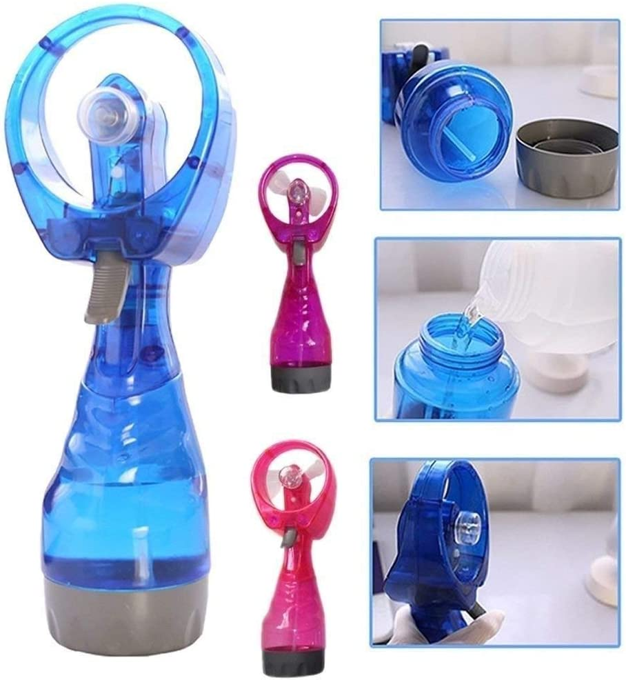 JPWonline - Ventilador Pulverizador de agua portatil BN-4000