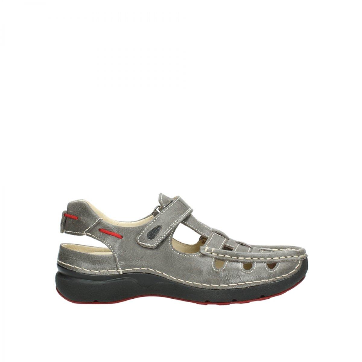 Wolky Rolling Sommer 07201 Damen Sandalen  | Große Ausverkauf  | Leicht zu reinigende Oberfläche