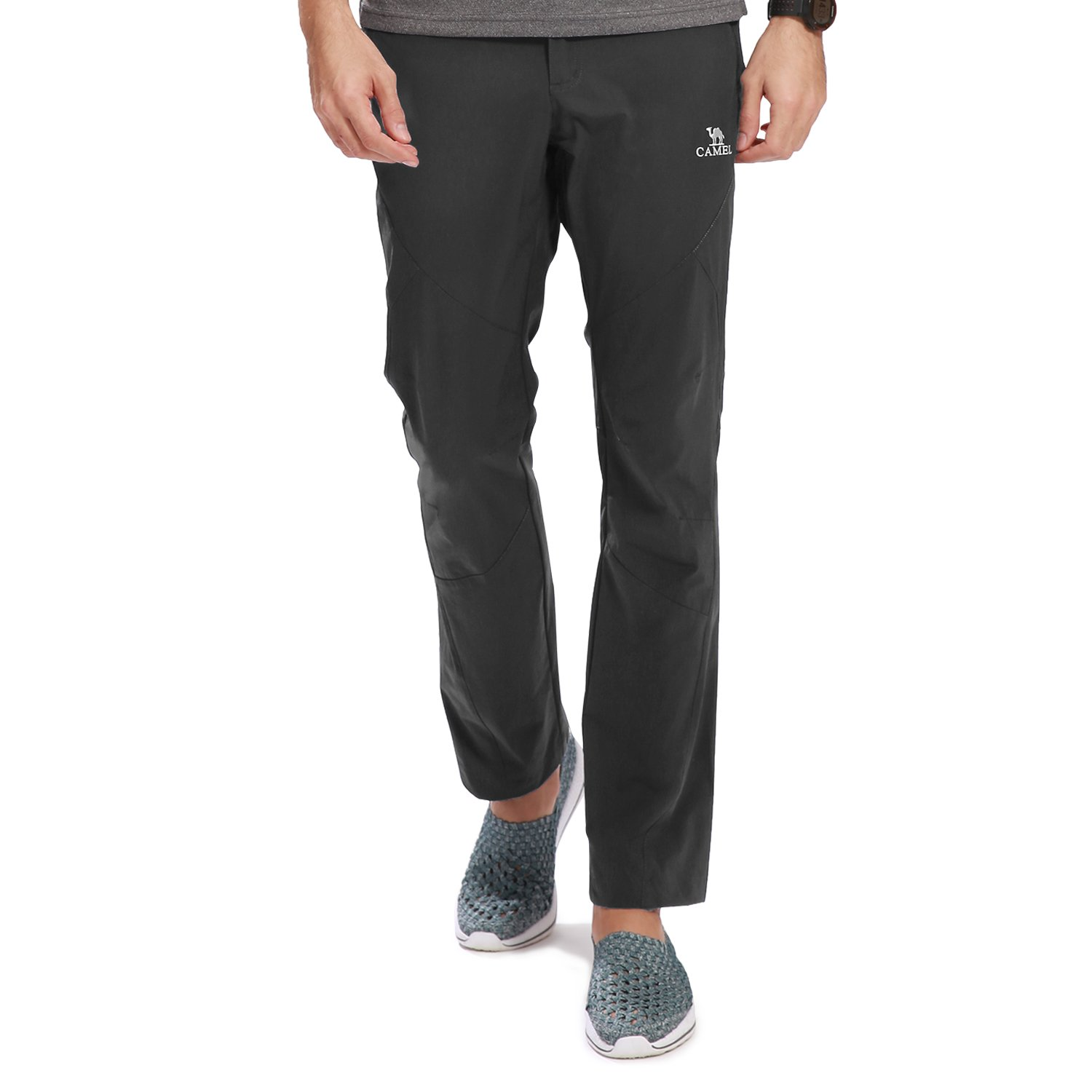 313f5fdcc71 MATERIAL --- These classic quick dry pants are made of nylon and spandex.  The advantages of nylon are strong wear resistance and moisture absorption