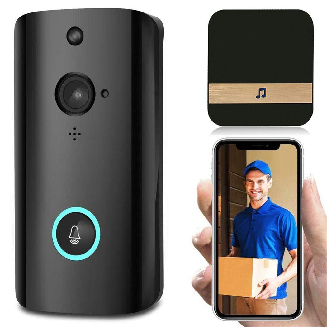 Hiriyt Low Power Intelligent Wifi Voice Intercom Doorbell Home Monitoring Doorbell Kits