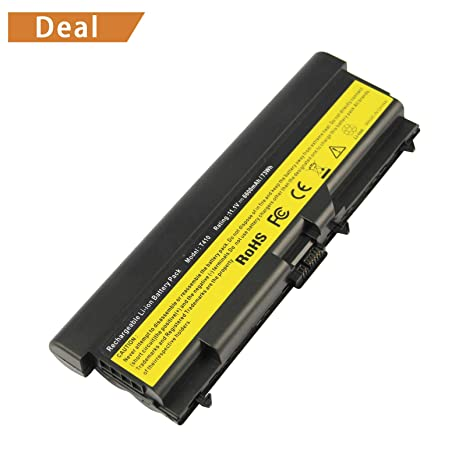 Power Source Batteries 4400mah 42t4733 42t4235 42t4731 Laptop Battery For Lenovo Edge 14 E40 E50 Edge 15 E420 E520 L410 L420 L520 Sl410k Sl410 Sl510 2019 New Fashion Style Online
