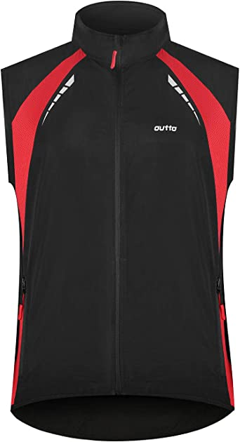 Vests Clothing, Shoes & Jewelry Outto Mens Reflective