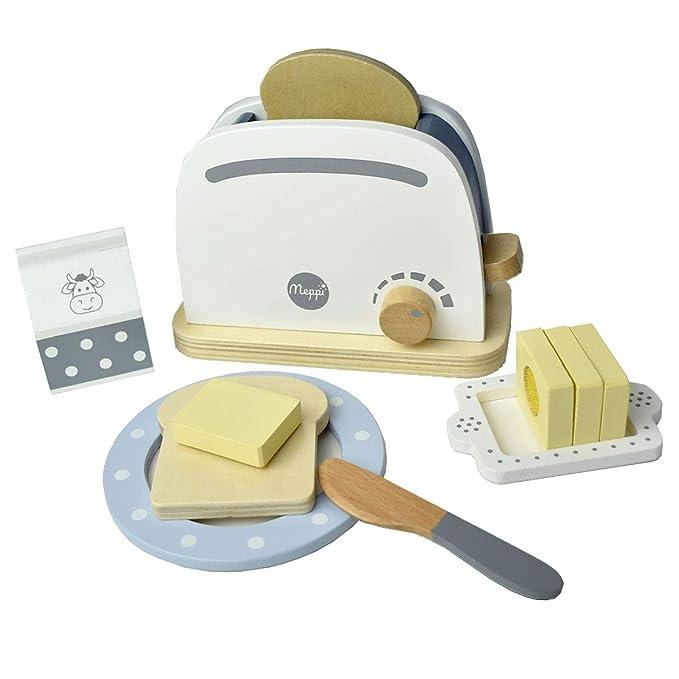 Meppi Kinderküche - Meppi Toaster Set