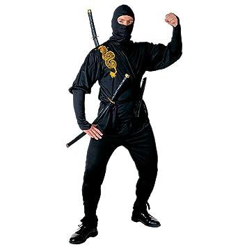 1cb4f11db16f0 Ninja Kostüm Asia Ninjakostüm Herren M (50) Samurai Herrenkostüm ...