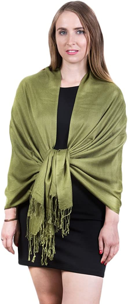 Fashmina Silky Soft Solid...