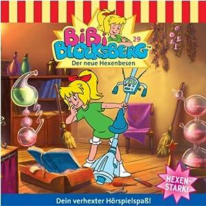 Der neue Hexenbesen (Bibi Blocksberg 29) Hörspiel