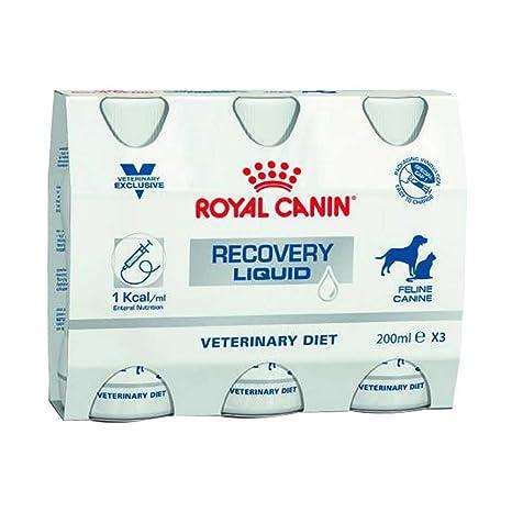 Royal canin Veterinary Diet Recovery Liquid 3 x 200 ml