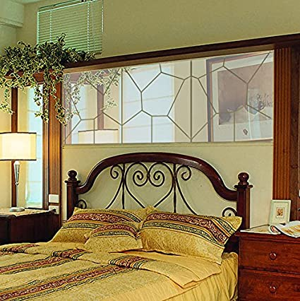 Buy 3d Acrylic Aesthetic Mirror Wall Stickers Stickers Home