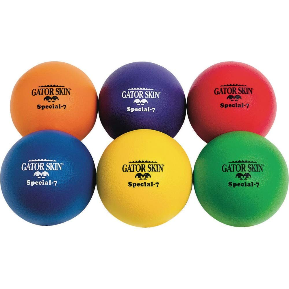 S&S Worldwide Gator Skin Special-7 Balls by S&S Worldwide
